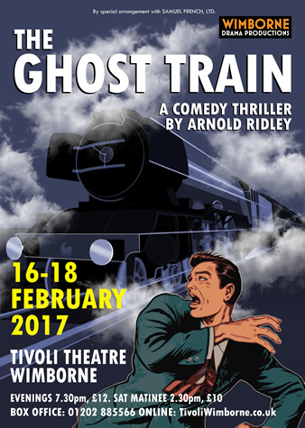 Poster of The Ghost Train