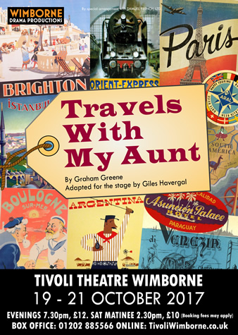 Poster image for Travels with my Aunt